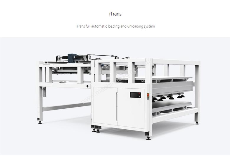 1.5kw Fiber laser Sheet and Tube cutting system � delivered