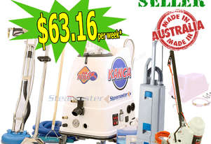 BEST-SELLING Kanga 1600 Start-Up Business Package to Extract Dirt, Deep Clean Carpet, Upholstery, Ti