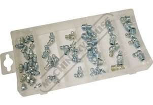 K74234 Metric Grease Nipple Assortment 50 Piece