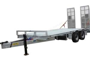 NEW : 8T AIR BRAKE PLANT TAG TRAILER FOR HIRE