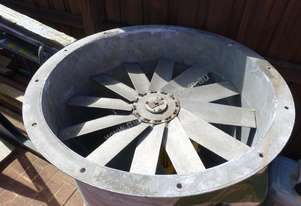 Industrial Axial Extraction Fan