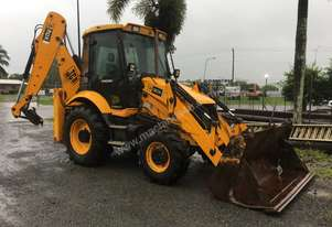 2009 JCB 3CX easy control 4x4 Backhoe