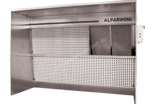 SPRAY PAINTING BOOTH ALFA 3A/ECO