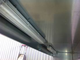 Alfarimini Open Dry spray booth 3m wide 1.5 deep AVALIABLE IN 4 AND 6 METRE - picture4' - Click to enlarge