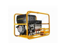 Powerlite 3 Phase 7kVA Hatz Generator - picture3' - Click to enlarge