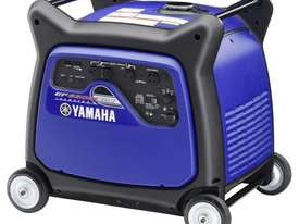 Yamaha 6300w Inverter Generator - picture3' - Click to enlarge