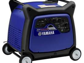 Yamaha 6300w Inverter Generator - picture5' - Click to enlarge