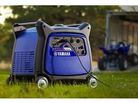 Yamaha 6300w Inverter Generator - picture6' - Click to enlarge