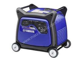 Yamaha 6300w Inverter Generator - picture4' - Click to enlarge