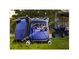 Yamaha 6300w Inverter Generator - picture8' - Click to enlarge