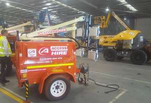 LED Minespec JLG Light towers