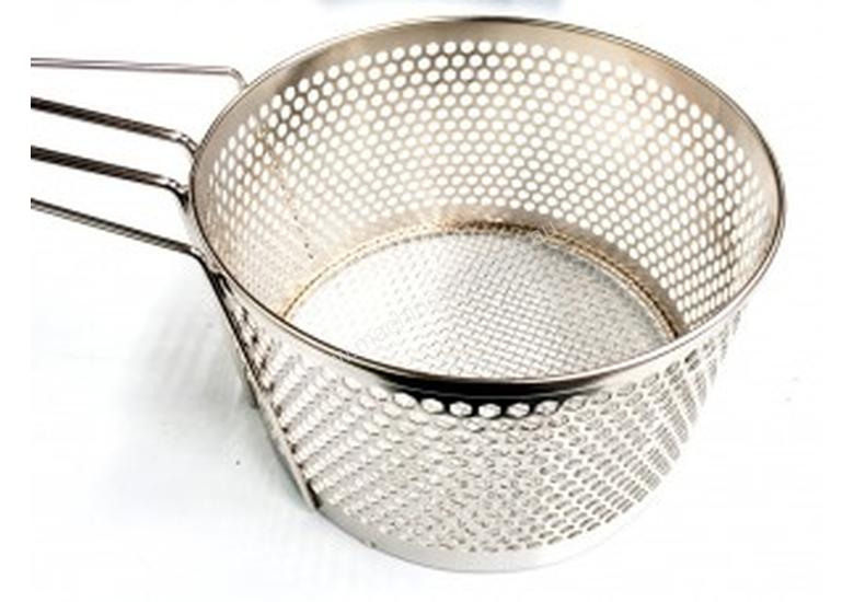 COMMERCIAL ROUND FRYING BASKETS - DIAMETER : 250MM