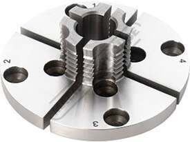62336 Mini Spigot Jaws with 13mm Bore Suits SC3 & SC4 Scroll Chucks - picture0' - Click to enlarge