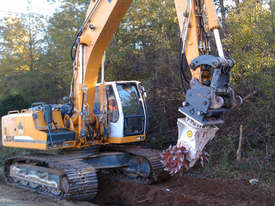 ANTRAQUIP Transverse Rock Grinders (Suitable for 12T+ Carriers) Exclusive to Boss Attachments - picture4' - Click to enlarge