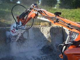 ANTRAQUIP Transverse Rock Grinders (Suitable for 12T+ Carriers) Exclusive to Boss Attachments - picture6' - Click to enlarge