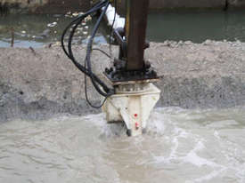 ANTRAQUIP Transverse Rock Grinders (Suitable for 12T+ Carriers) Exclusive to Boss Attachments - picture13' - Click to enlarge