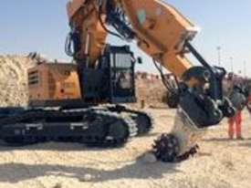 ANTRAQUIP Transverse Rock Grinders (Suitable for 12T+ Carriers) Exclusive to Boss Attachments - picture15' - Click to enlarge