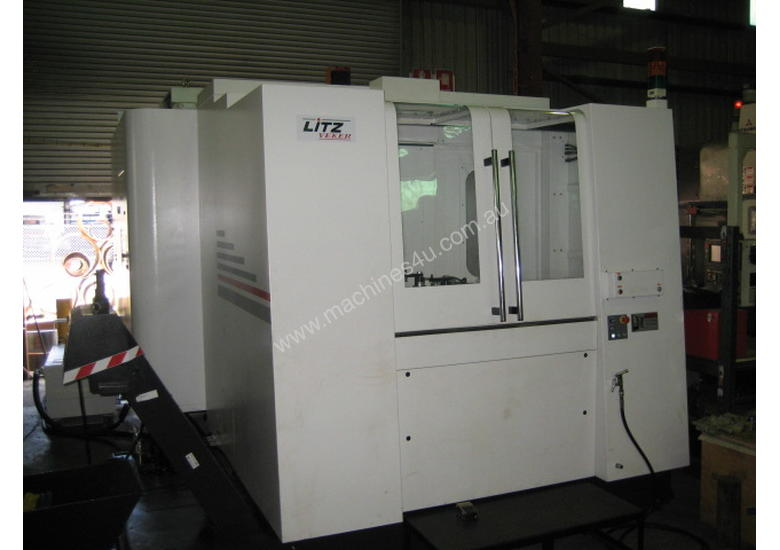 Litz LH630 twin pallet horizontal machining centre