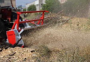 Forestry Shredder/Mulcher