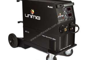 UniMig Wheel-mount MIG-TIG-Arc 250A Inverter (KUMJR250K-SG)