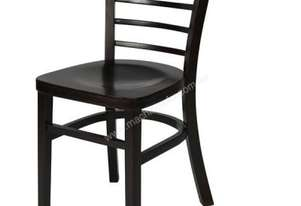 F.E.D. ZS-W02BR Brown Classic wooden dining chair