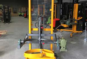 Capacity 450kg Drum Lifter / Rotator Lift Height 1500mm