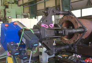 EFCO German Portable Lathes for Valve Repair