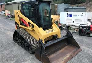 Caterpillar Cat Skid Steer Track Loader