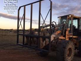 Case 621D-XT Wheel Loader, with attachments. EMUS NQ - picture3' - Click to enlarge