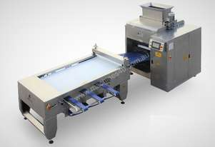 6 Rows Dough Divider and Rounding Machine