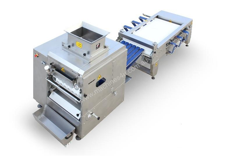 6 Rows Dough Divider Machine