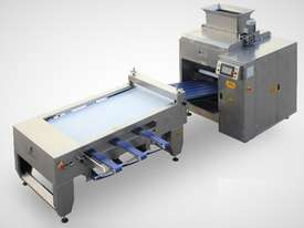 6 Rows Dough Divider and Roller Machine - picture0' - Click to enlarge