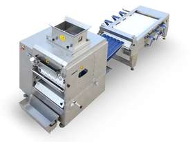 6 Rows Dough Divider and Roller Machine - picture1' - Click to enlarge