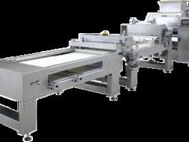 6 Rows Dough Divider and Roller Machine - picture2' - Click to enlarge