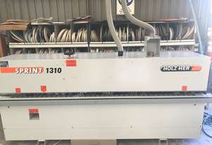 EDGEBANDER - HOLZHER SPRINT 1310 - 1 OWNER - GREAT CONDITION