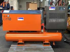 ****SOLD**** Champion Dominator CSI 11FF Rotary Screw Compressor - picture0' - Click to enlarge