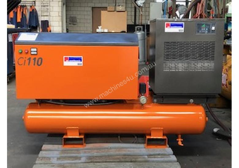 ****SOLD**** Champion Dominator CSI 11FF Rotary Screw Compressor