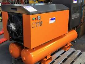 ****SOLD**** Champion Dominator CSI 11FF Rotary Screw Compressor - picture1' - Click to enlarge