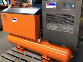 ****SOLD**** Champion Dominator CSI 11FF Rotary Screw Compressor - picture2' - Click to enlarge