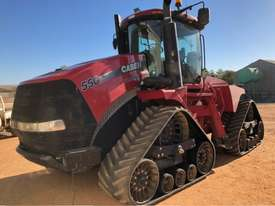 Case IH Quadtrac 550 - picture1' - Click to enlarge