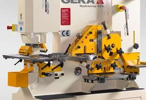 Geka Hydracrop 55/110 Iron Worker