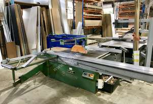 ALTENDORF F90 PANELSAW In Good Working Order