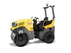 Wacker Neuson RD45 Double Roller Compactor - picture0' - Click to enlarge