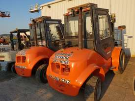 Forklift 3.5 TON Maximal Rough Terrain - picture1' - Click to enlarge