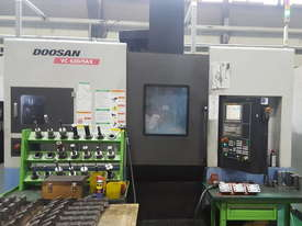 2012 Doosan VC630-5AX Simultaneous 5-axis vertical machining center - picture0' - Click to enlarge