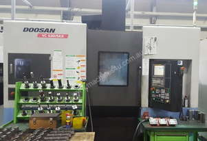 2012 Doosan VC630-5AX Simultaneous 5-axis vertical machining center
