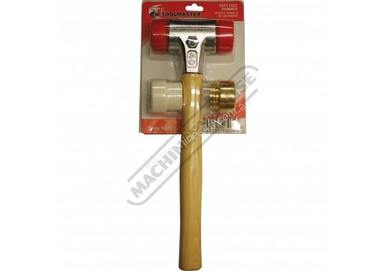 SFH-N40 Soft Face Hammer Ø40mm Face x 250mm Handle