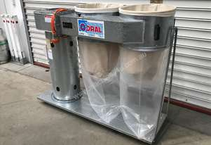 Coral Dust Extractor Three Phase