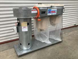 Dust Extractor Three Phase - picture4' - Click to enlarge