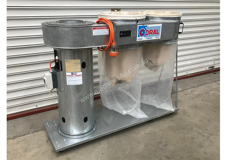 Dust Extractor Three Phase